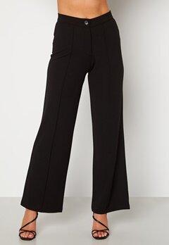 BUBBLEROOM Hilma soft suit trousers Black bubbleroom.fi