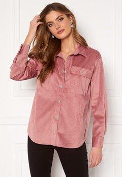 BUBBLEROOM Jila oversized shirt  Pink Bubbleroom.fi