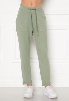 BUBBLEROOM Juno supersoft trousers Green Bubbleroom.fi