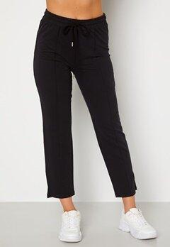 BUBBLEROOM Kehlani soft suit trousers  Black Bubbleroom.fi