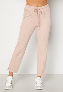 BUBBLEROOM Kehlani soft suit trousers  Light nougat Bubbleroom.fi
