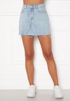 BUBBLEROOM Laney denim skirt Light denim bubbleroom.fi