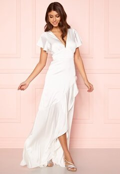 BUBBLEROOM Lilibeth wedding gown White Bubbleroom.fi