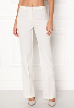 BUBBLEROOM London Suit Pants White Bubbleroom.fi