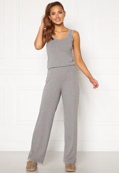 BUBBLEROOM Lou lace pyjama set  Grey melange bubbleroom.fi