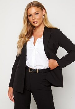 BUBBLEROOM Luisa suit blazer Black bubbleroom.fi