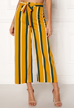 BUBBLEROOM Maja culotte trousers Striped Bubbleroom.fi