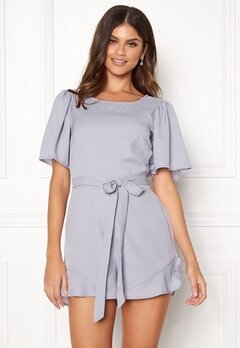 BUBBLEROOM Marbella playsuit Light blue Bubbleroom.fi