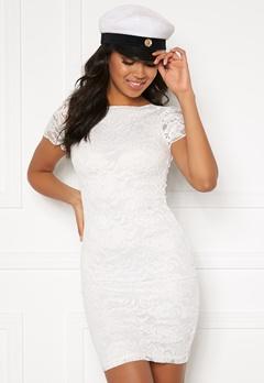 BUBBLEROOM Marjo lace dress White Bubbleroom.fi