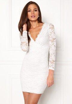BUBBLEROOM Martha lace dress White Bubbleroom.fi