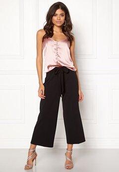 BUBBLEROOM Melina trousers Black Bubbleroom.fi
