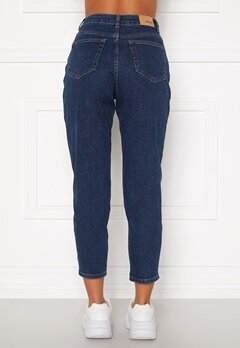 BUBBLEROOM Melinda mom jeans  Dark denim Bubbleroom.fi