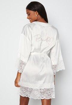 BUBBLEROOM Meline robe White bubbleroom.fi