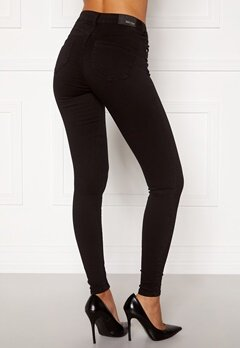 BUBBLEROOM Miranda Push-up jeans Black Bubbleroom.fi