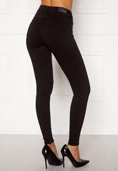 BUBBLEROOM Miranda Push-up jeans Black Bubbleroom.fi