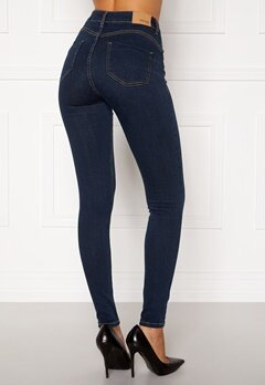 BUBBLEROOM Miranda Push-up jeans Midnight blue Bubbleroom.fi