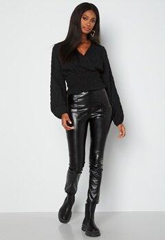 BUBBLEROOM Mirja blouse Black bubbleroom.fi