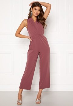 BUBBLEROOM Mirja jumpsuit Old rose Bubbleroom.fi