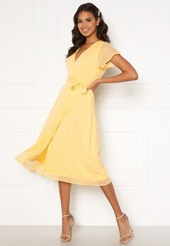 BUBBLEROOM Narah dress Yellow Bubbleroom.fi