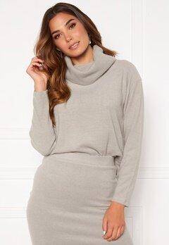 BUBBLEROOM Nelima knitted sweater Grey Bubbleroom.fi