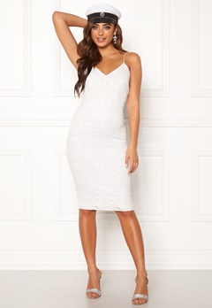 BUBBLEROOM Neoline lace dress White Bubbleroom.fi