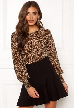 BUBBLEROOM Nicco body blouse Leopard Bubbleroom.fi