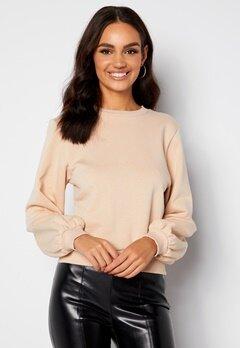 BUBBLEROOM Nilea sweatshirt  Beige bubbleroom.fi