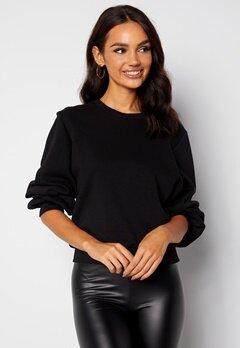 BUBBLEROOM Nilea sweatshirt  Black bubbleroom.fi
