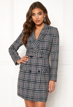 BUBBLEROOM Nimi blazer dress Checked Bubbleroom.fi