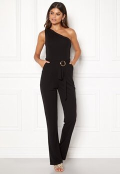 BUBBLEROOM Paris Jumpsuit Black Bubbleroom.fi