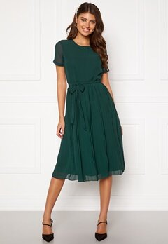 BUBBLEROOM Pimmie dress Dark green Bubbleroom.fi