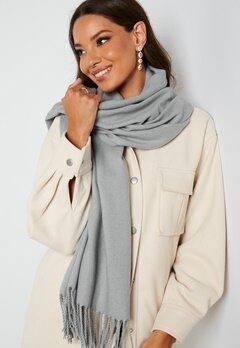 BUBBLEROOM Primm scarf Grey melange bubbleroom.fi