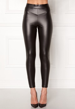 BUBBLEROOM Samara Push up Tights Black Bubbleroom.fi