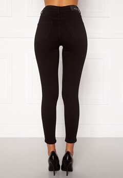 BUBBLEROOM Sandy highwaist superstretch Black Bubbleroom.fi