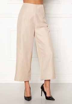 BUBBLEROOM Sofi culotte trousers Beige Bubbleroom.fi