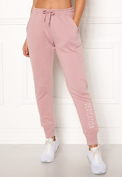 BUBBLEROOM SPORT Balance sweat pants Dusty pink Bubbleroom.fi