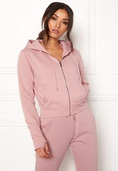 BUBBLEROOM SPORT Divine hoodie Dusty pink Bubbleroom.fi