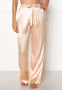 BUBBLEROOM Stephanie pyjama pants Champagne Bubbleroom.fi