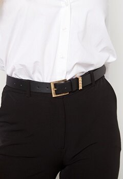 BUBBLEROOM Weslie chain belt Black / Gold Bubbleroom.fi