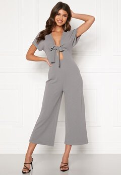 BUBBLEROOM Fabienne jumpsuit Dusty blue Bubbleroom.fi