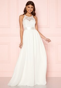 BUBBLEROOM Lovelia wedding gown White Bubbleroom.fi
