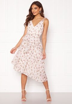 BUBBLEROOM Velma dress White / Floral Bubbleroom.fi