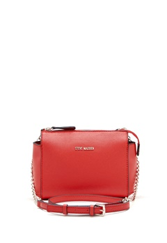 Steve Madden Bvailc Crossbody Bag Red Bubbleroom.fi