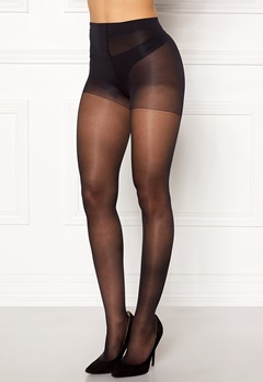 Calvin Klein Active Sheer 25 Den Tights Black Bubbleroom.fi