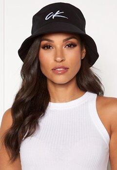 Calvin Klein Bucket Hat BEH PVH Black Bubbleroom.fi