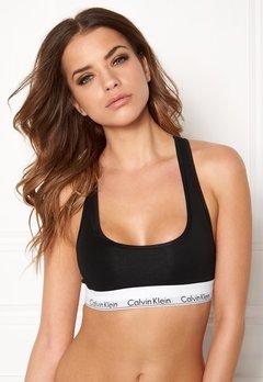 Calvin Klein CK Cotton Bralette 001 Black Bubbleroom.fi