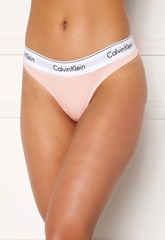 Calvin Klein CK Cotton Thong 2NT Nymphs Thigh Bubbleroom.fi