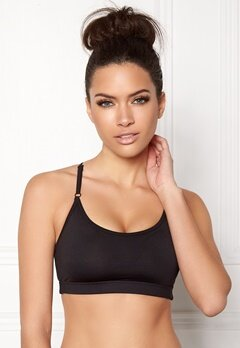 Casall Dashing Sports Bra 901 Black Bubbleroom.fi