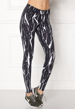 Casall Flow 7/8 Tights 846 Flow White Bubbleroom.fi