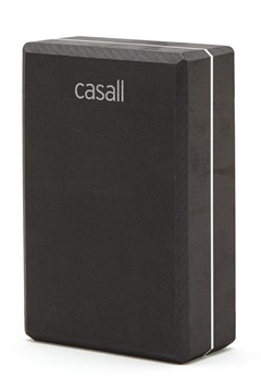 Casall Yoga Block 904 Black/White Bubbleroom.fi